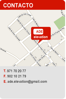 contacto ade elevation